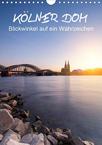 Kölner Dom - Blickwinkel auf ein Wahrzeichen (Wandkalender 2021 DIN A4 hoch)