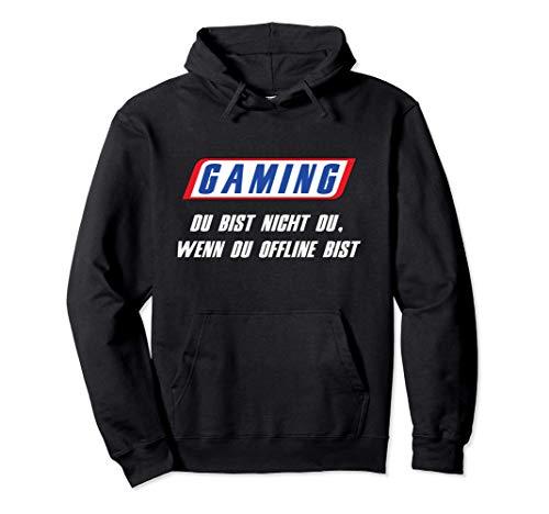 Gaming - Du bist nicht du wenn du OFFLINE bist Pullover Hoodie