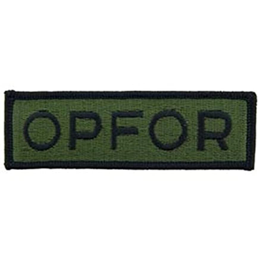 EagleEmblems PM0663 Patch-Army,Opfor,Tab (Subdued) (4.25'')