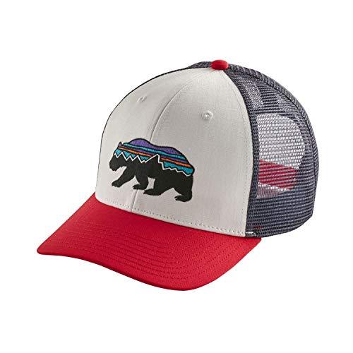 Patagonia Herren Kappe Fitz Roy Bear Trucker Cap