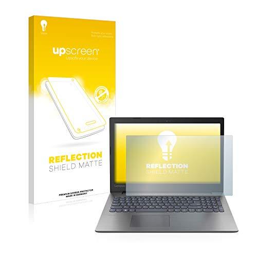 upscreen Entspiegelungs-Schutzfolie kompatibel mit Lenovo Ideapad 330 (15