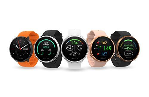 Polar Ignite - Reloj inteligente de Fitness con GPS Integrado, Smartwatch, Pulsera...