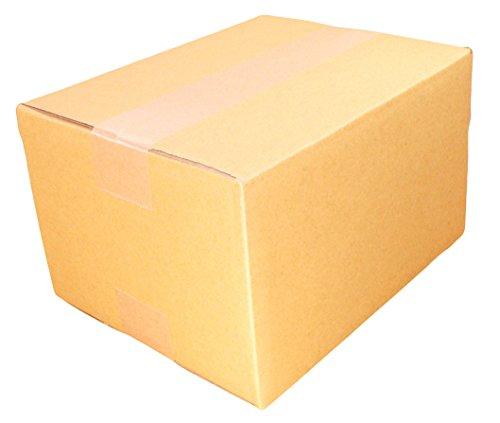 『【 日本製 】 ダンボール (段ボール) 20枚セット 60サイズ 引越し 梱包 収納 箱 (25×20×15cm) B1-20』の2枚目の画像