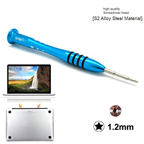 ACENIX New Pentalobe 1.2 Screwdriver For Macbook Pro, Air, Retina 11 13 15