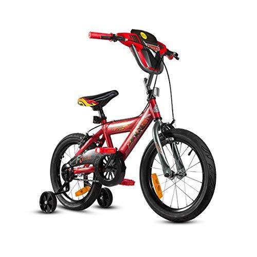 Great Features Of Children's Bicycle Sonic Kids 12-inch Wheel Bike, Kids Bike Boy Bike 14/16-inch Ra...