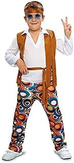 11b968380 Amazon.es: disfraces niños hippie - 8-11 años