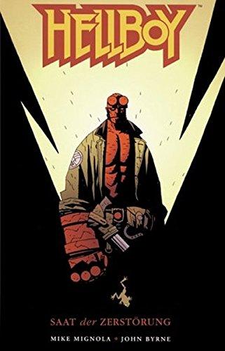 Hellboy 1. Saat der Zerstörung.