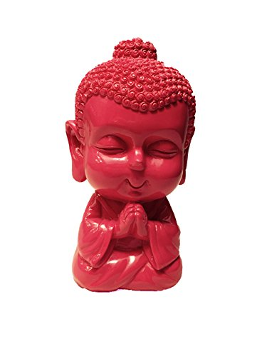 1 X Buddha Money Bank by Streamline,Multicolor