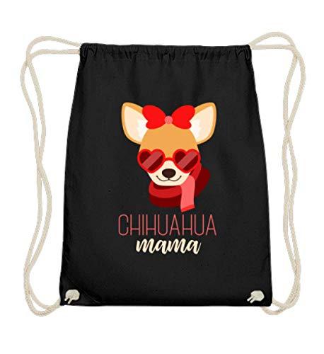 Chihuahua Mama voor honden fans - Katoen Gymsac