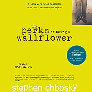 Couverture de The Perks of Being a Wallflower