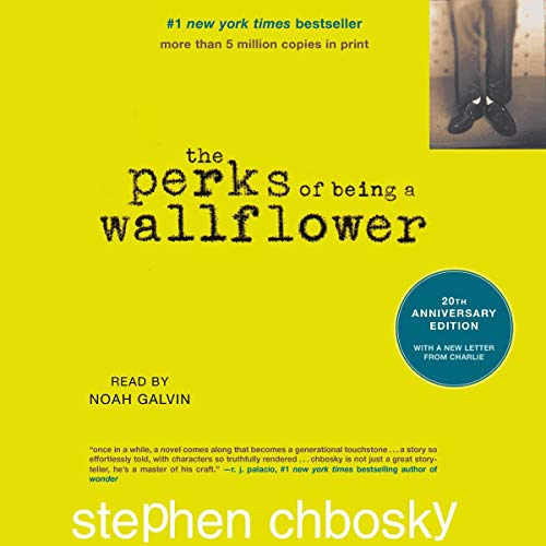 The Perks of Being a Wallflower audiobook cover art