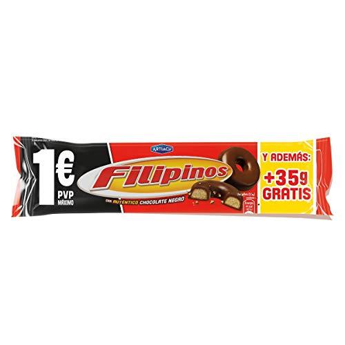 Artiach - Filipinos mit dunkler Schokoüberzug -135 g.