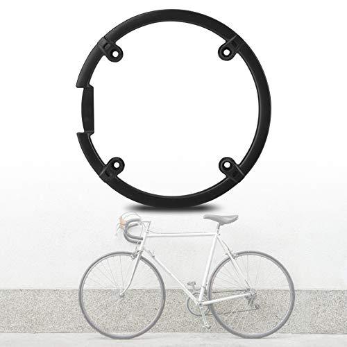 Yosoo Health Gear Bicicletta Paracatena, Copricatena per Bicicletta, Ruota Bici Catena Coperchio Catena MTB Biciclette Protezione Ruota degli Accessori per la Bicicletta da Mountain Bike