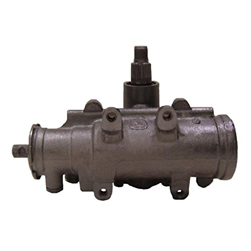 Detroit Axle - Complete Power Steering Gear Box Assembly -for 1980-1983 Jeep CJ5 & Jeep 1980-1986 CJ7