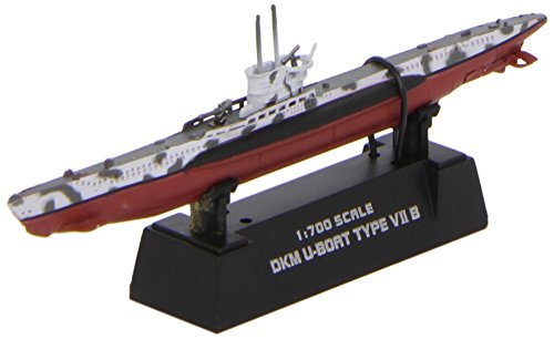 Easy Model 37312 Fertigmodell DKM U-Boot German Navy U7B