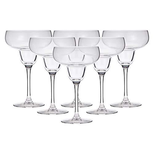 Chef & Sommelier ARC 62447 Cabernet Margarita Cocktailschale, Cocktailglas, 440 ml, Krysta Kristallglas, transparent, 6 Stück