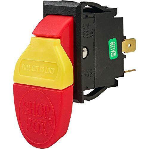 Shop Fox D2751 110-Volt Paddle Switch