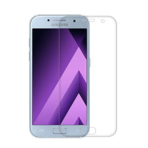 Película de Gel para Samsung Galaxy A5 2017, Cell Case, Samsung Galaxy A5 2017, Película Protetora de Tela para Celular, Transparente