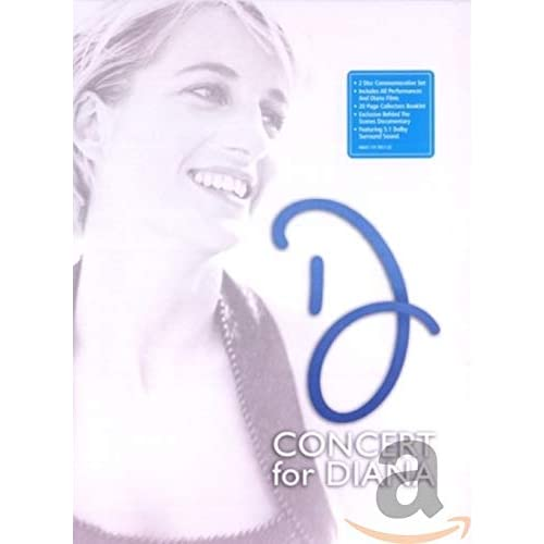 Concert For Diana (2 Dvd)
