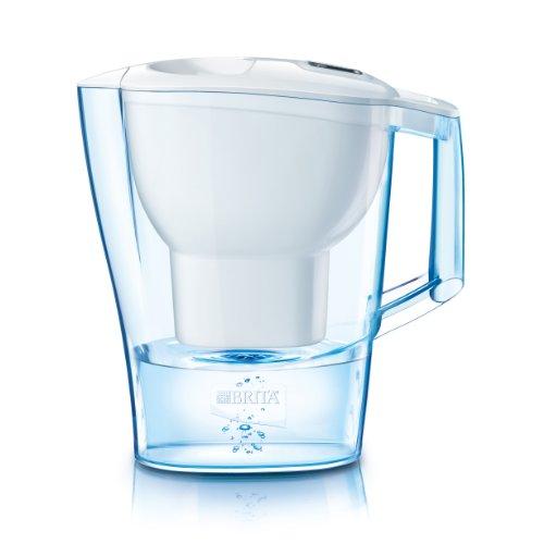 BRITA Wasserfilter Aluna Cool weiß