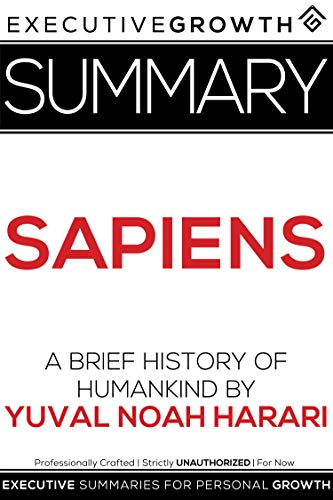 Summary: Sapiens - A Brief History of Humankind by Yuval Noah Harari