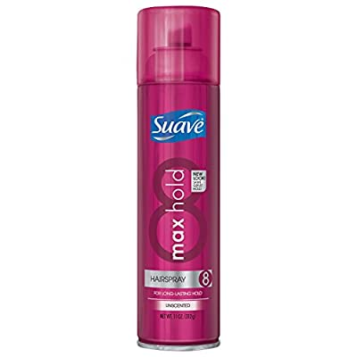 Suave Max Hold Unscented