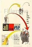 PostersAndCo TM All About Eve Poster/Kunstdruck 40 x 60 cm