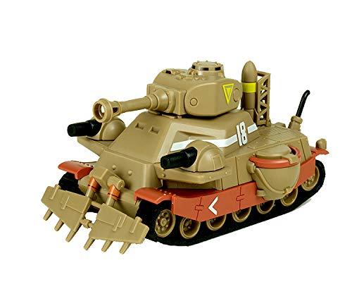 新時模型 メタルスラッグ シュー 兵器プラモデル