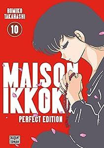 Maison Ikkoku - Juliette je t'aime Perfect Edition Tome 10
