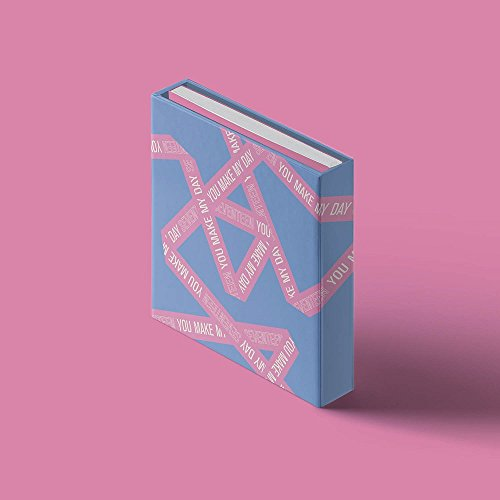 Seventeen You Make MY Day [Set The Sun Ver.] (5th Mini Album) CD+Photobook+Lyrics Paper+Photocards+Folded Poster+4 Extra photocards+Hologram Sticker