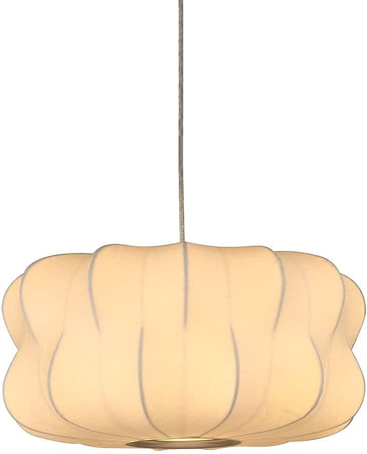CAIMEI Genuine D16H8 Be super welcome inch Silk Fabric E27 1-Ligh Lampshade Light Pendant