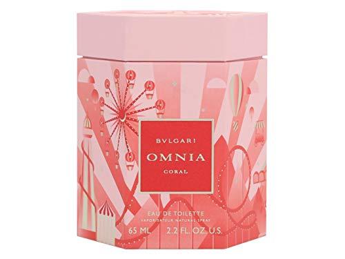 Bvlgari Omnia Coral femme/woman Eau de Toilette, 65 ml