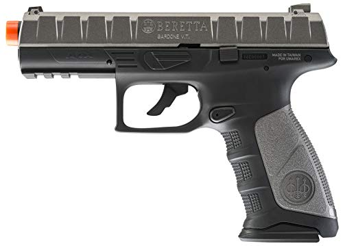 Umarex 2274306 USA, Beretta APX Blowback Co2 6mm Airsoft BB Pistol