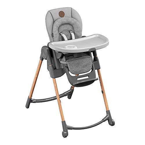 Cadeira de Refeição Minla, Maxi-Cosi, Essential Grey
