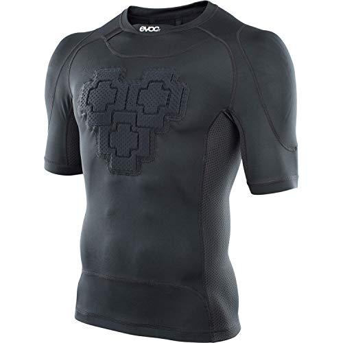 evoc Shirt Camiseta Protectora, Unisex Adulto, Negro, Small