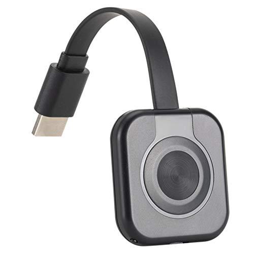 Soapow WiFi HDMI- Adaptador compatible con receptor de vídeo compatible con Miracast DLNA Airplay