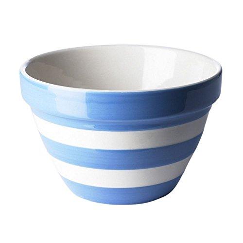 Cornishware Blue and White Stripe Pudding Basin 39oz | Made in England UK