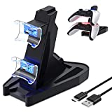 FYOUNG Controller Charging Station for PS5 DualSense Controller