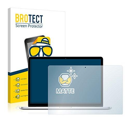 BROTECT Entspiegelungs-Schutzfolie kompatibel mit Apple MacBook Pro Retina 15