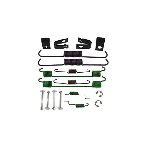 Carlson Quality Brake Parts 17378 Brake Combination Kit