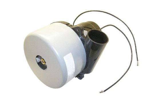 Forklift Supply - Aftermarket Clarke Sweeper Scrubber Vaccum Motor 3 Stage Fan 24VDC PN 44917A-ORG