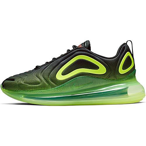 Nike Herren Air Max 720 Sneaker, Schwarz (Black Ao2924-008), 44 EU