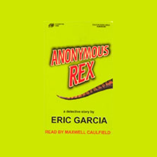 Anonymous Rex audiobook cover art
