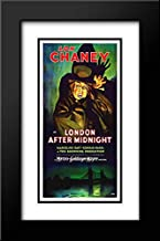 London After Midnight, 1927 16x24 Black Modern Frame and Double Matted Art Print by Hollywood Photo Archive