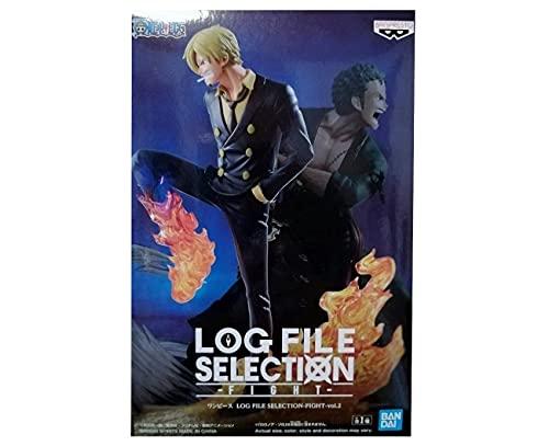 Bandai Spirits. One Piece Sanji Figure Vinsmoke Log File Selection OnePiece SUBITO Disponibile!