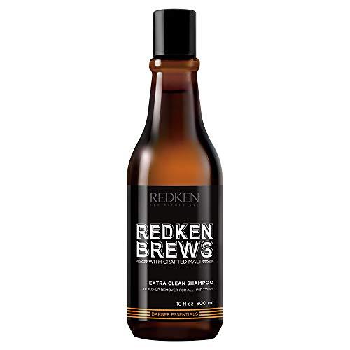 Redken Brews Shampoo, 1er Pack(1 x 300 milliliters)