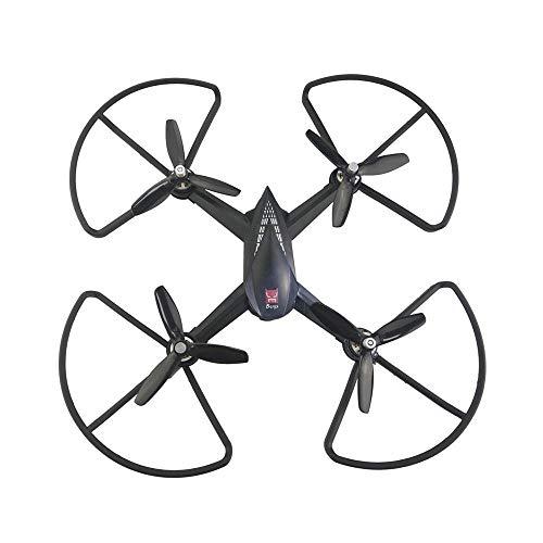 XCQ 4 stücke Propeller Protection Guard Sets für MJX B5W F20 Bugs 5W RC Drohne Quadcopter Ersatzteile dauerhaft 0318 (Color : Red)