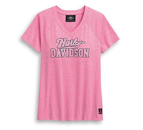 HARLEY-DAVIDSON T-Shirt Pink Label H-D, S-Lady