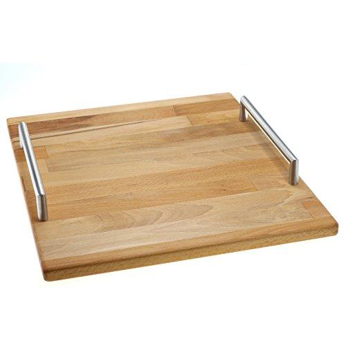 Kitchen C-Wood Gleitbrett aus Buchenholz für den Thermomix TM5 / TM31