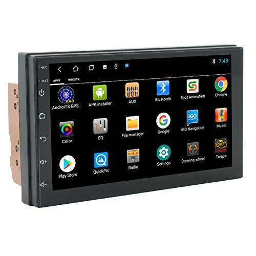Sistema de navegación GPS del NAV del SAT, 7 pulgadas con las actualizaciones del asesor del carril de las manos libres vía WiFi, GM todos los modelos